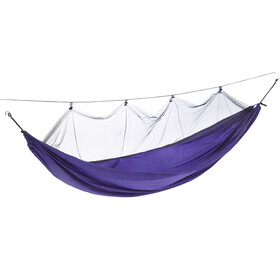CAMPZ Nylon Klamboe Hangmat Ultralight, violet